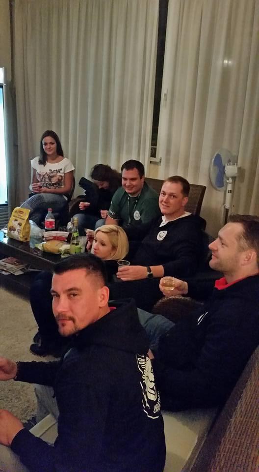 2015-10-09 - Wieczór w hotelu 2