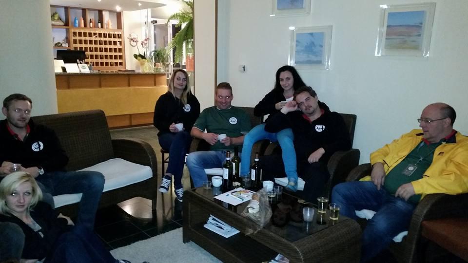 2015-10-09 - Wieczór w hotelu
