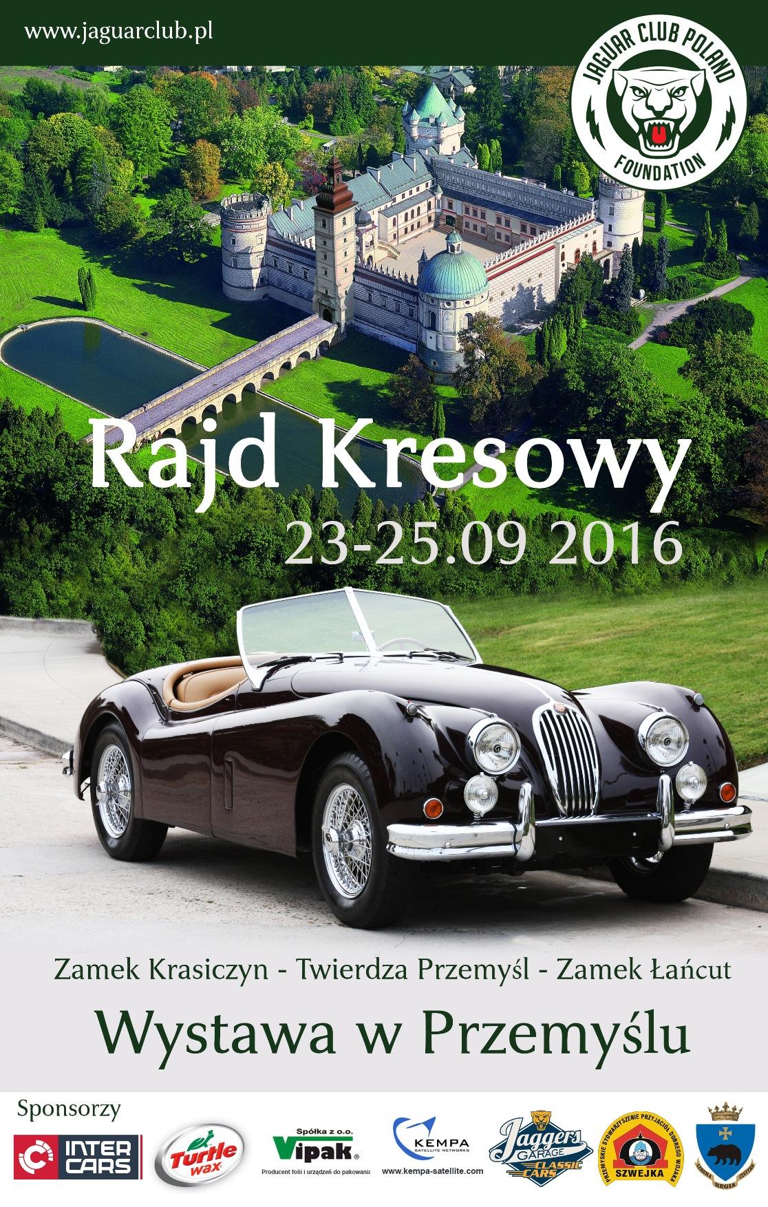 Plakat Rajd Kresowy - 45