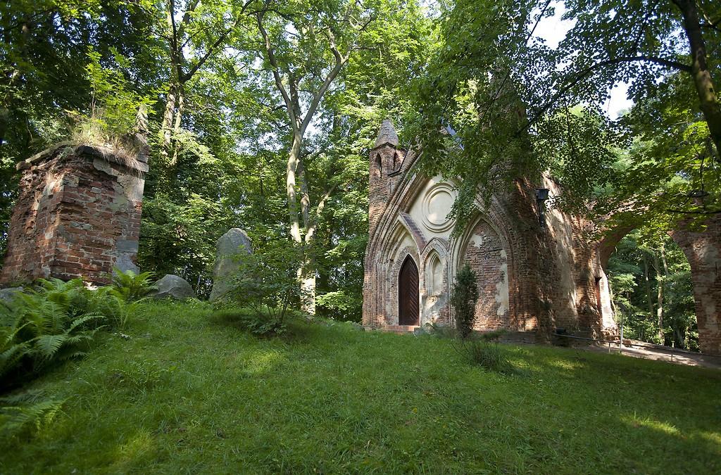 arkadia-domek-gotycki